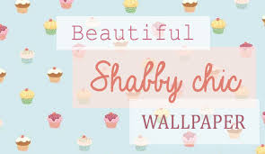 Shabby Chic Style Wallpaper by The Shabby Chic Guru Furniture Furnishings Wallpaper And