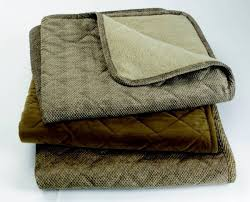 Dog Sofa Blanket Cuddle Fido With The Super Soft Orvis Reversible Throw Blanket