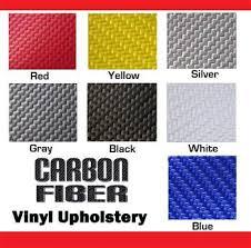 Marine Upholstery Fabric Online Amazon Com Carbon Fiber Vinyl Auto Marine Fabric Boat Or Car Pwc