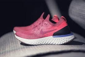 Nike React a powerful pink epic react flyknit is on the way sneaker freaker
