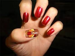 12 easy thanksgiving nail designs ideas trends
