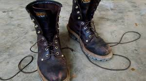Are Logger Boots Comfortable My Carolina Logger Boots Review Youtube