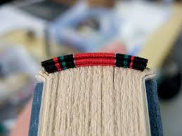 book headband headbands endbands lili s bookbinding