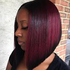 a line feathered bob hairstyles 50 sensational bob hairstyles for black women hair motive hair