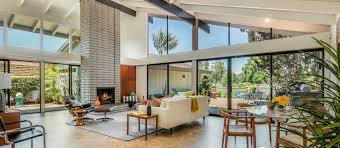 Mid Century Modern Furniture Virginia by Modern Homes For Sale In Los Angeles Orange County California