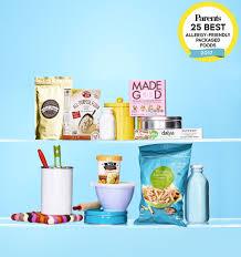 parents magazine u0027s 25 best allergy friendly packaged foods parents