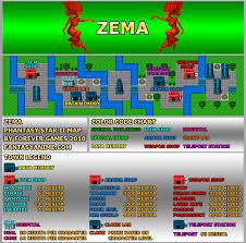 Phantasy Star 2 World Map by Zema Kueri And Gearing For Roron And Uzo Trinixx U0027s Dezo 2 0