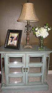 decorating cool nightstands mirrored bedside table mirrored