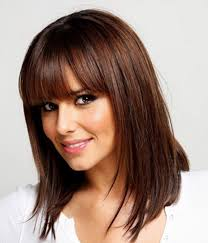 mod le coupe de cheveux layered hair with fringe images hair inspiration