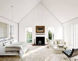 14 White Bedrooms Done Right Photos Architectural Digest White Bedroom