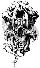 jdm car stickers ancient demon die cut vinyl decal sticker for cars windows and