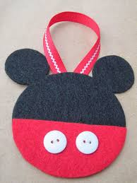 best 25 disney felt ornaments ideas on mickey mouse