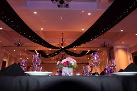 ceiling decor packages including ceiling drapes lights chinese