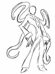 slender man tablet full body sketch by sintoxicated on deviantart