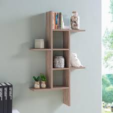 Wall To Wall Bookcases Home Decorators Collection Artisan 18 In H 3 Hook Mdf Wall Shelf