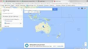 Australia Google Maps Importing Information Into Google Maps Youtube