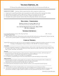 registered resume exles nursing resume sles new grad exles 2017 graduate template