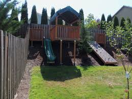 ideas about sloped backyard newest deck for uneven yards