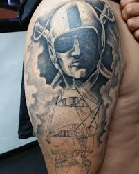 raider tattoos on twitter