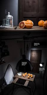 Lighting Tips by Paolo Ramella Arance Di Sicilia Tarocco Lighting Setups