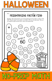 Free Halloween Math Printables by Best 25 Halloween Math Worksheets Ideas On Pinterest Halloween