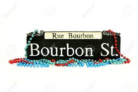 bourbon sign bourbon sign stock photo picture and royalty free image