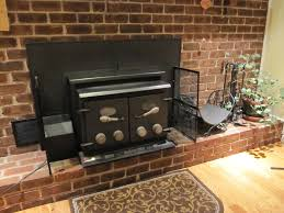 classic 1980 gold marc fireplace insert hearth com forums home