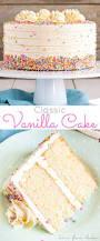 25 vanilla birthday cake recipe ideas moist
