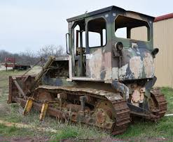1971 caterpillar d5 dozer item e6245 sold march 26 cons
