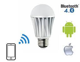 flux bluetooth led light bulb u2013 dimmable multicolored color