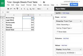 Change Pivot Table Data Range How To Use Pivot Tables In Sheets Ultimate Guide