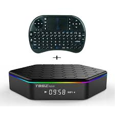 android set top box amlogic s912 android 7 0 smart android tv box octacore 5g wifi 4k