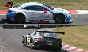 lexus rcf las vegas first time mercedes amg gt3 u0026 lexus rc f gt3 pure sound youtube