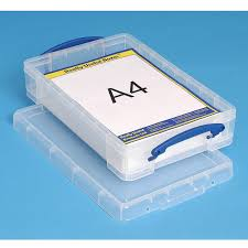 paper ream box b m 4l really useful box paper storage box 289951 b m