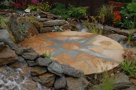 round patio stone the 10 best patio design ideas love the garden