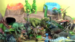 monster truck toy videos dinosaur toy collection video for kids over 200 dinosaurs toys