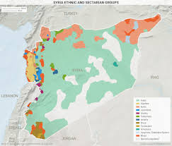 Middle East Religion Map by The Middle East The Way It Is And Why This Week In Geopolitics
