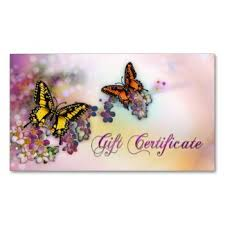 Design Gift Cards For Business Gift Certificates Gift Vouchers And Templates In Business Card Size