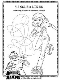 live laugh love coloring pages amazon com monsters vs aliens seth rogen reese witherspoon