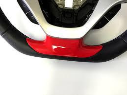 corvette steering wheel cover c7 corvette z06 painted steering wheel insert cover rpidesigns com