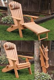 Highwood Hamilton Folding U0026 Reclining Big Daddy Reclining Adirondack Chair With Pull Out Ottoman 122