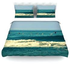 ocean scene duvet covers beach themed duvet covers uk perfect