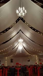 How To Hang Christmas Lights by Best 25 Gym Wedding Reception Ideas Only On Pinterest Wedding