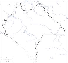 Chiapas Mexico Map Chiapas Free Map Free Blank Map Free Outline Map Free Base Map