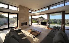Inside Peninsula Home Design by Case Study A Bushfire Safe House On The Mornington Peninsula