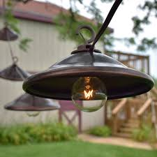 metal lantern patio lights bronze metal patio string lights oogalights com more than 1 000