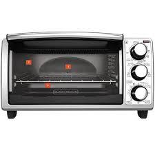 Walmart 4 Slice Toaster Black Decker 4 Slice Toaster Oven Silver To1373ssd Walmart Com