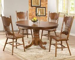 Oak Dining Room Table And Chairs Country Oak Dining Room Sets Solid Table Wood Furniture