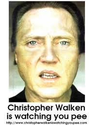 Christopher Walken Memes - meme history jeff goldblum is watching you poop