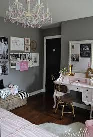 Pink And Grey Girls Bedroom The Emily U0026 Meritt Parisian Petticoat Standard Sham Blush